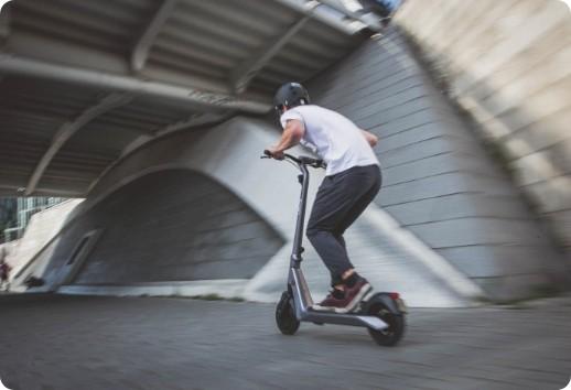 Seguros de movilidad personal (patinetes y bicicletas)