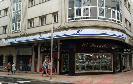 Oficina AYF Pontevedra