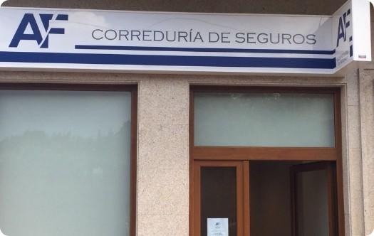 Oficina AYF Ribadumia
